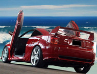 Acura CSX Vertical Lambo Doors Bolt On 06 07 08 09 10
