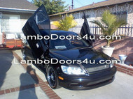 Mitsubishi Lancer EVO VIII Vertical Lambo Doors Bolt On - Jan 03 - Mar 05
