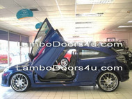 Opel Astra Vertical Lambo Doors Bolt On 04 up