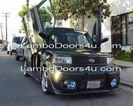 Scion XA Vertical Lambo Doors Bolt On 04 05 06