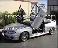 Pontiac G4 Vertical Lambo Doors Bolt On 05-06