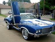 Pontiac Catalina Vertical Lambo Doors Bolt On 61 62 63 64