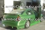 Nissan Bluebird Vertical Lambo Doors Bolt On 98 99 00 01