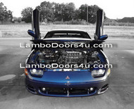 Mitsubishi GTO Vertical Lambo Doors Bolt On 91 92 93 94 95 96 97 98 99