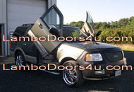 Ford Expedition Vertical Lambo Doors Bolt On 07 08 09