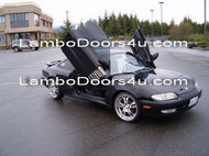 Mazda MX6 Vertical Lambo Doors Bolt On 93 94 95 96 97