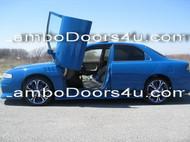 Mazda 626 Vertical Lambo Doors Bolt On 93 94 95 96 97