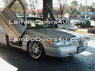 Lincoln MKZ Vertical Lambo Doors Bolt On 06 07 08 09