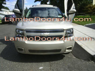 GMC Sierra Vertical Lambo Doors Bolt On 07 08 09 10