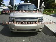 GMC Sierra Vertical Lambo Doors Bolt On 07 08 09 10