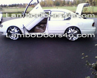 Infiniti J30 Vertical Lambo Doors Bolt On 93 94 95 96 97