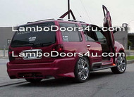 Lincoln Navigator Vertical Lambo Doors Bolt On 07 08 09