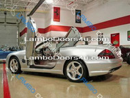 Mercedes Benz SLK R171 Vertical Lambo Doors Bolt On 05 06 07 up