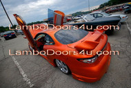 Ford Escort Vertical Lambo Doors Bolt On 91-96 91 92 93 94 95 96