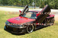 Acura Vigor Vertical Lambo Doors Bolt On 89 90 91 92 93 94 95