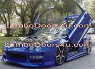 Acura Integra Vertical Lambo Doors Bolt On 86 87 88 89