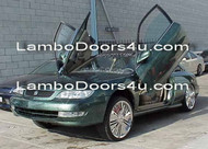 Acura TL Vertical Lambo Doors Bolt On 96 97 98