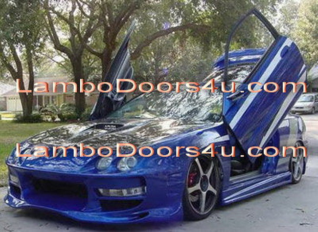 Acura Integra Vertical Lambo Doors Bolt On 2dr 4dr 90 91 92 93