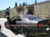 Acura Legend Vertical Lambo Doors Bolt On 86 87 88 89 90