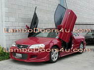 Acura CL Vertical Lambo Doors Bolt On 97 98 99