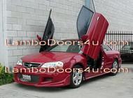 Acura CL Vertical Lambo Doors Bolt On 97 98 99