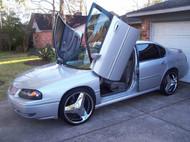 Chevrolet Impala  Vertical Lambo Doors Bolt On 00-10