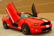 Ford Mustang Vertical Lambo Doors Bolt On 15+ 2015+