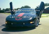 Pontiac Firebird Trans Am Vertical Lambo Doors Bolt On 82 83 84 85 86 87 88 89 90 91 92