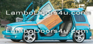 Chevrolet HHR Vertical Lambo Doors Bolt On 05 06 07 08 09 10