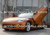 Nissan 350Z Vertical Lambo Doors Bolt On 03 04 05 06 07 08
