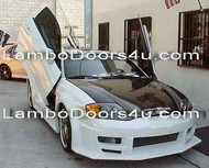 Hyundai Tiburon Vertical Lambo Doors Bolt On 03 04 05 06