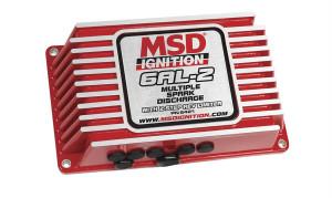 6AL-2 DIGITAL IGNITION BOX W/2-STEP REV CONTROL