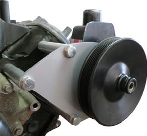 Scram Speed Max-Cessory Power Steering bracket for Classic GM Saginaw Pump