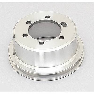 V-Belt Underdrive Crank Pulley for BB/SB Mopar