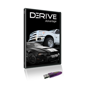 SCT/Derive Advantage is the key to unlocking ultimate horsepower.