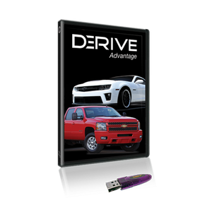 Derive Advantage Tuning Software  -GM