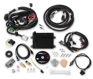 Holley EFI HP ECU AND HARNESS, Universal Ford V8 Multi-Point -NTK 02 Sensor