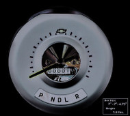 1957-57 CHEVROLET SPEEDOMETER 57 A/T