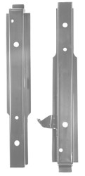 1969-70 MUSTANG FIREWALL TO FLOOR SUPPORTS 69-70  *