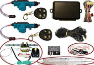 Universal Power Door Lock & Trunk Release Conversion Set MISSING CIRCLED ITEMS