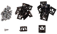 Windshield Molding Clip Set - 68-70 Charger
