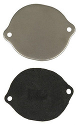 1968-79 Nova 1967-81 Camaro / Firebird Clutch Rod Firewall Cover & Seal Set
