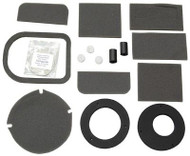 70-74 E-Body Heater Box Seal Kit (Non AC Models Only)