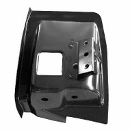 FIREWALL BRACKET/TORQUE BOX; RH; 68-72 CHEVELLE/EL CAMINO; COUPE MODELS ONLY