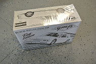 Buick Regal Stock Car 1/24 Scale First Edition GMP Monogram 0664