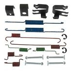 Carlson 17344 Rear Drum Hardware Kit