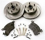 Stainless Steel Brakes A2350012 Front Disc Brake Kit