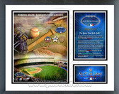 Yankee Stadium 2008 All-Star Game Milestones & Memories Framed Photo