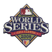 World Series Logo Patch - 2008
