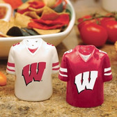 Wisconsin Badgers Gameday Salt n Pepper Shaker